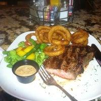 Photo taken at Morgan's Sports Bar & Lounge by Chante on 3/13/2012