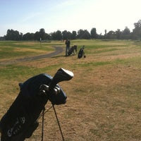 Photo taken at Buchanan Fields Golf Course by Adam O. on 2/4/2012