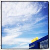 Das Foto wurde bei IKEA von Robert R. am 4/30/2012 aufgenommen