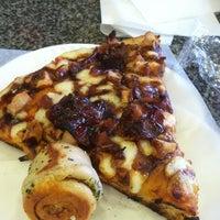 Photo taken at Gino's Pizza of Babylon by Jillian R. on 5/19/2012