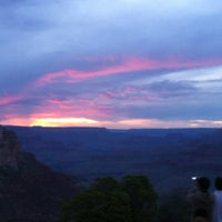 Photo taken at Grand Canyon National Park by Björn L. on 8/10/2012