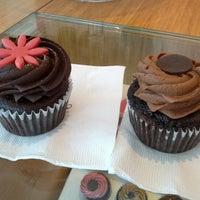 Photo taken at Kara's Cupcakes by Jen L. on 5/6/2012