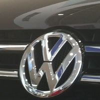Photo taken at Volkswagen ТрансТехСервис by Artem K. on 3/31/2012