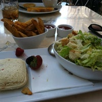 Photo taken at Tower Suite Cafe by Brandi E. on 6/9/2012