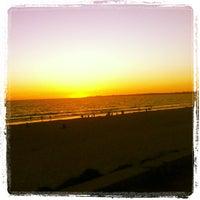 Photo taken at Playa Las Redes by Marta P. on 8/26/2012