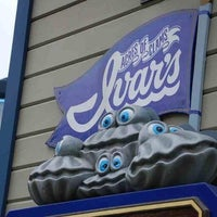 Photo taken at Ivar's Acres of Clams by Carla J. on 6/10/2012