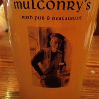 Photo taken at Mulconry's Irish Pub and Restaurant by Aimee M. on 4/6/2012