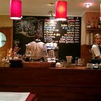 Photo taken at Gourmet Coffee by David P. on 8/17/2012