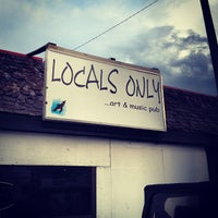 Photo taken at Locals Only by James D. on 6/30/2012