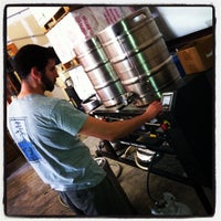 Photo taken at Swamp Head Brewery by Swamp Head on 3/13/2012