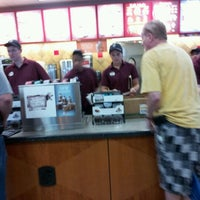 Photo taken at Chick-fil-A by Murell W. on 8/1/2012