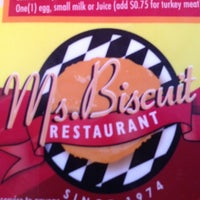 Photo taken at Ms. Biscuit by Ashlee on 8/6/2012
