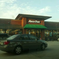 Photo taken at RaceTrac by Gilbert F. on 5/4/2012