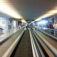 Photo taken at Palma de Mallorca Airport (PMI) by José Manuel R. on 8/8/2012