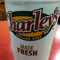 Photo taken at Charley's Grilled Subs by Allen S. on 3/10/2012