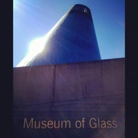 Photo taken at Museum of Glass by Tu P. on 9/2/2012