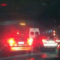 Photo taken at Estacionamiento Club Hípico by Nicole B. on 4/27/2012