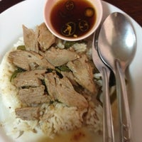 Photo taken at ยิ้มยิ้มโภชนา by Yanisa S. on 3/27/2012