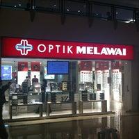 Photo taken at Optik Melawai by Pat A. on 3/10/2012