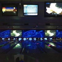 Photo taken at Presidio Bowling Center by Gelane P. on 3/31/2012