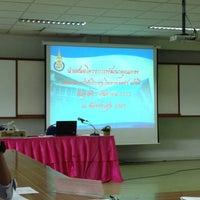 Photo taken at ห้องประชุม 3301 มหาวิทยาลัยสงขลานครินทร์ วิทยาเขตตรัง by BirdSky T. on 9/5/2012