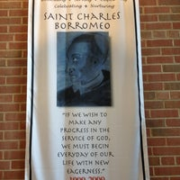 Photo taken at St. Charles Borromeo Catholic Church by Mark A. on 7/8/2012