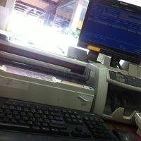 Photo taken at UOB by KibZyKae on 9/8/2012