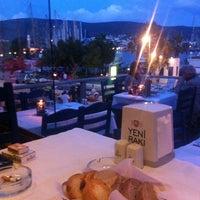 5/17/2012 tarihinde Marco M.ziyaretçi tarafından Gemibaşı Restaurant'de çekilen fotoğraf