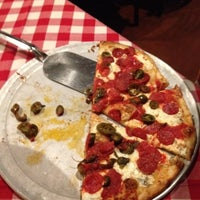 Photo taken at Grimaldi's Coal Brick-Oven Pizzeria by Mary P. on 9/7/2012