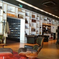 Photo taken at citizenM Glasgow by Anny D. on 7/30/2012