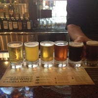 Photo taken at Gordon Biersch Brewery Restaurant by Jon S. on 6/17/2012