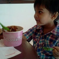 Photo taken at Cocoberry by Sam T. on 7/28/2012