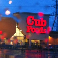 Photo taken at Cub Foods by Tiff W. on 5/24/2012