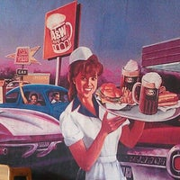 Photo taken at A&W All American Food by Keith M. on 8/1/2012