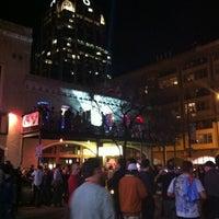 Photo taken at Buffalo Billiards by Stefanie on 3/12/2012
