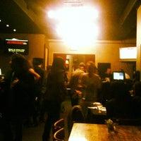 Photo taken at Mercury Lounge by David K. on 3/1/2012