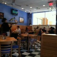 Photo taken at Chesapeake Grille & Deli by Special Ed H. on 2/28/2012