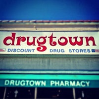 Photo taken at Drugtown Pharmacy by Annie S. on 5/23/2012