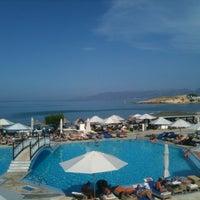 Photo taken at Creta Maris Beach Resort by Creta Maris B. on 5/9/2012