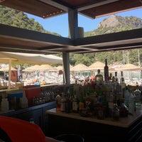 Photo taken at Beach Bar & Restaurant by Serkan A. on 7/2/2012