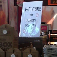 Photo taken at Dunkin Donuts by Lee G. on 3/10/2012