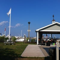 Photo taken at Chelos Waterfront Bar & Grille by Lindsay H. on 7/14/2012