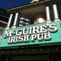 Photo taken at McGuire's Irish Pub of Destin by Dennis K. on 2/11/2012
