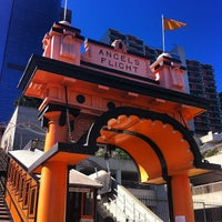 Photo taken at Angels Flight Railway by A on 9/1/2012