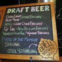 Photo taken at Jim 'N Nick's Bar-B-Q by Aaron S. on 6/18/2012