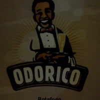 Photo taken at Odorico by Manoel N. on 3/30/2012