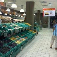 Photo taken at Carrefour Market by Nabli R. on 7/9/2012