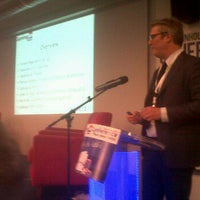 Photo taken at Gaming in Holland Conference by willem v. on 6/5/2012