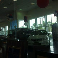 ... Photo Taken At Braman Honda By Jacquie L. On 6/26/2012 ...