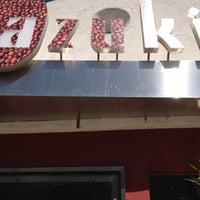 Photo prise au Azuki Sushi par Bil B. le4/16/2012